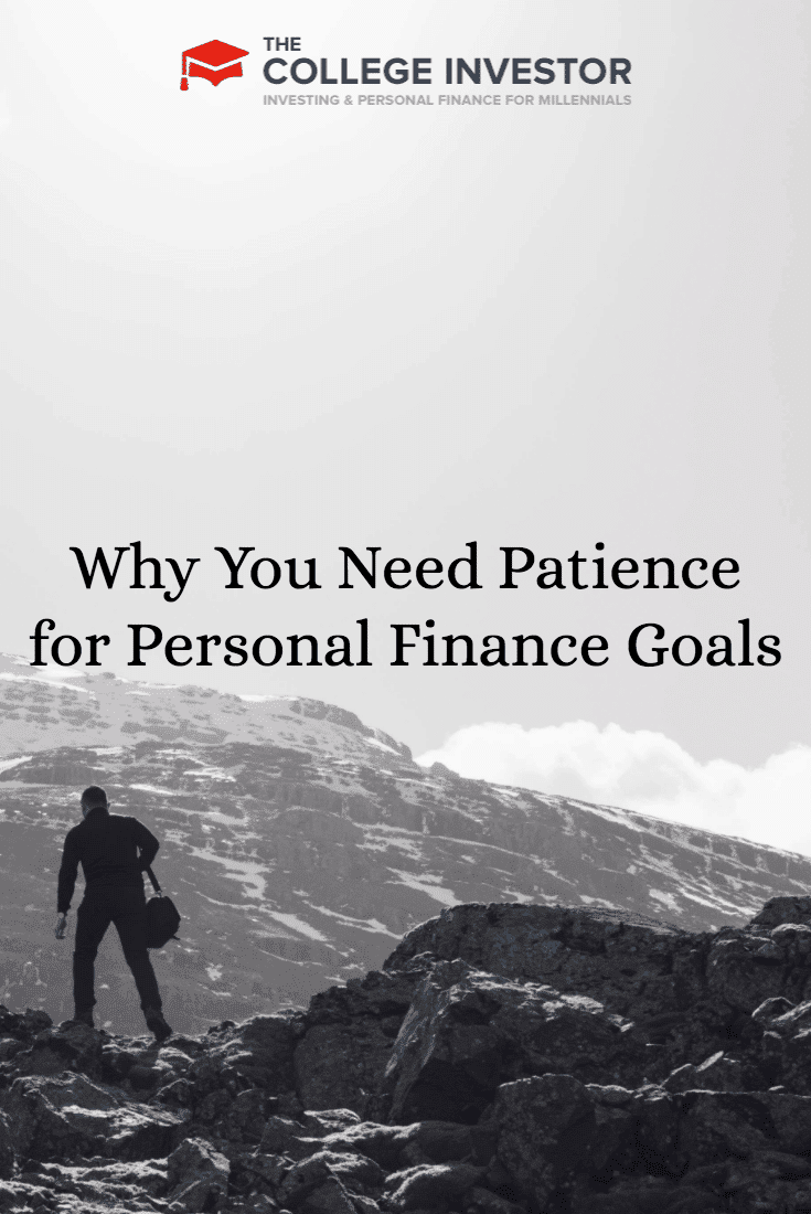 Why You Need Patience for Personal Finance Goals