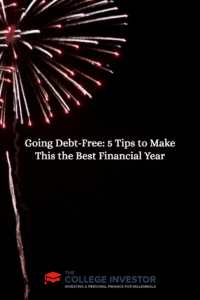 Going Debt-Free: 5 Tips to Make This the Best Financial Year