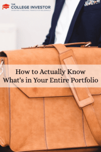 How to Actually Know What's in Your Entire Portfolio