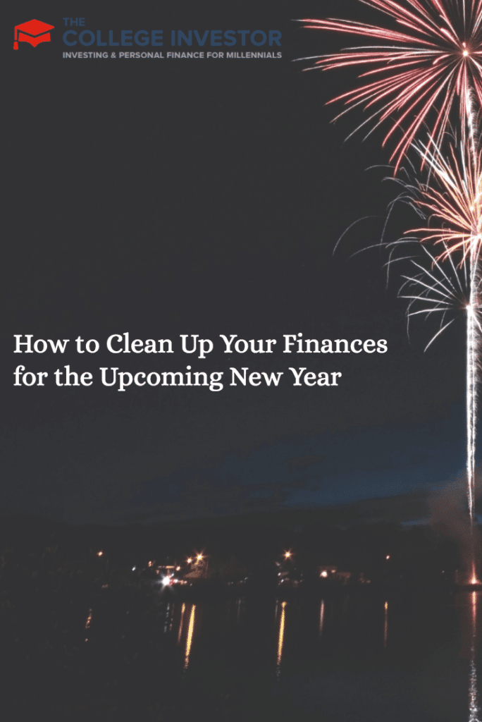 How to Clean Up Your Finances for the Upcoming New Year