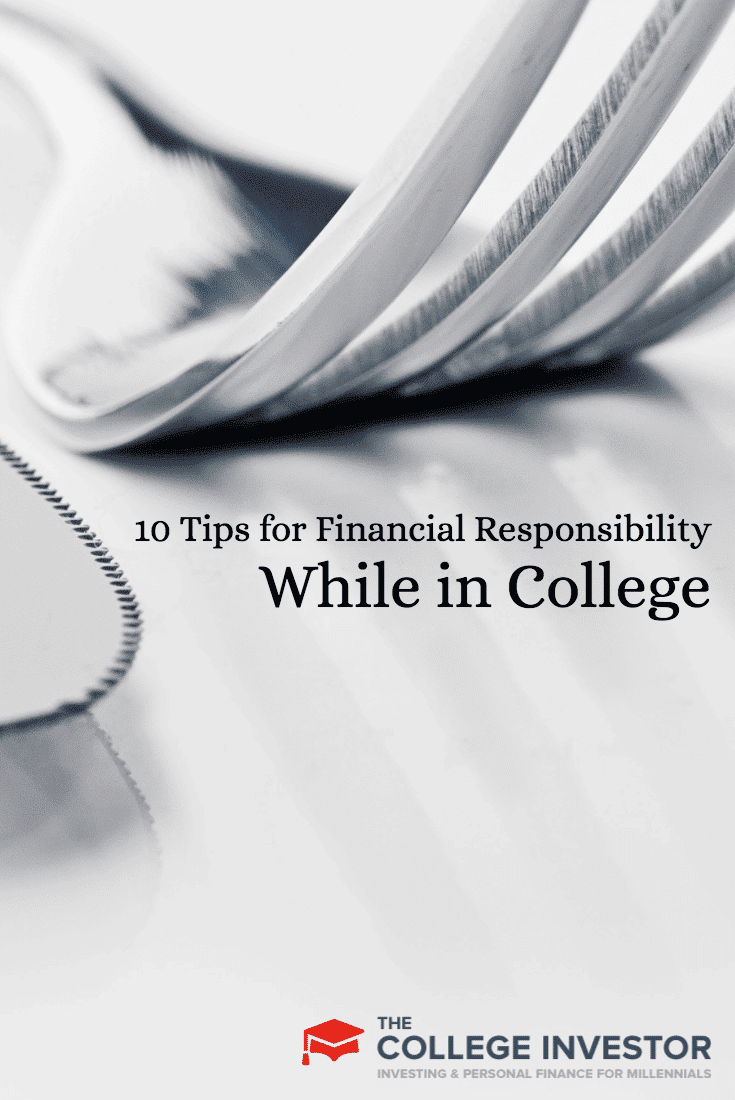 10 Tips for Financial Responsibility While in College