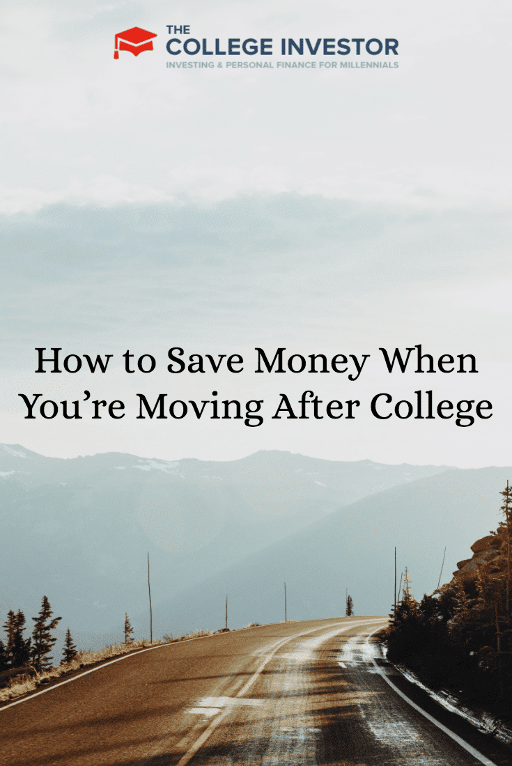 How to Save Money When You're Moving After College