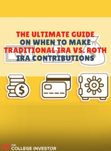 Roth vs Traditional IRA