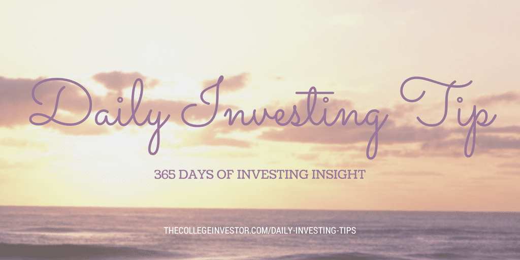 Daily Investing Tips - 365 Days of Investing Insights