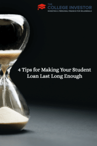 4 Tips for Making Your Student Loan Last Long Enough