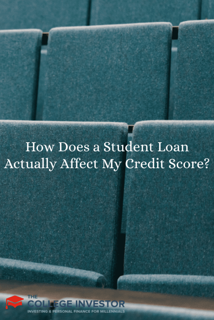 How Does a Student Loan Actually Affect My Credit Score?