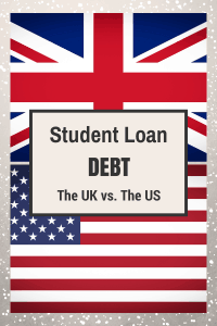 Student Loan Debt UK US