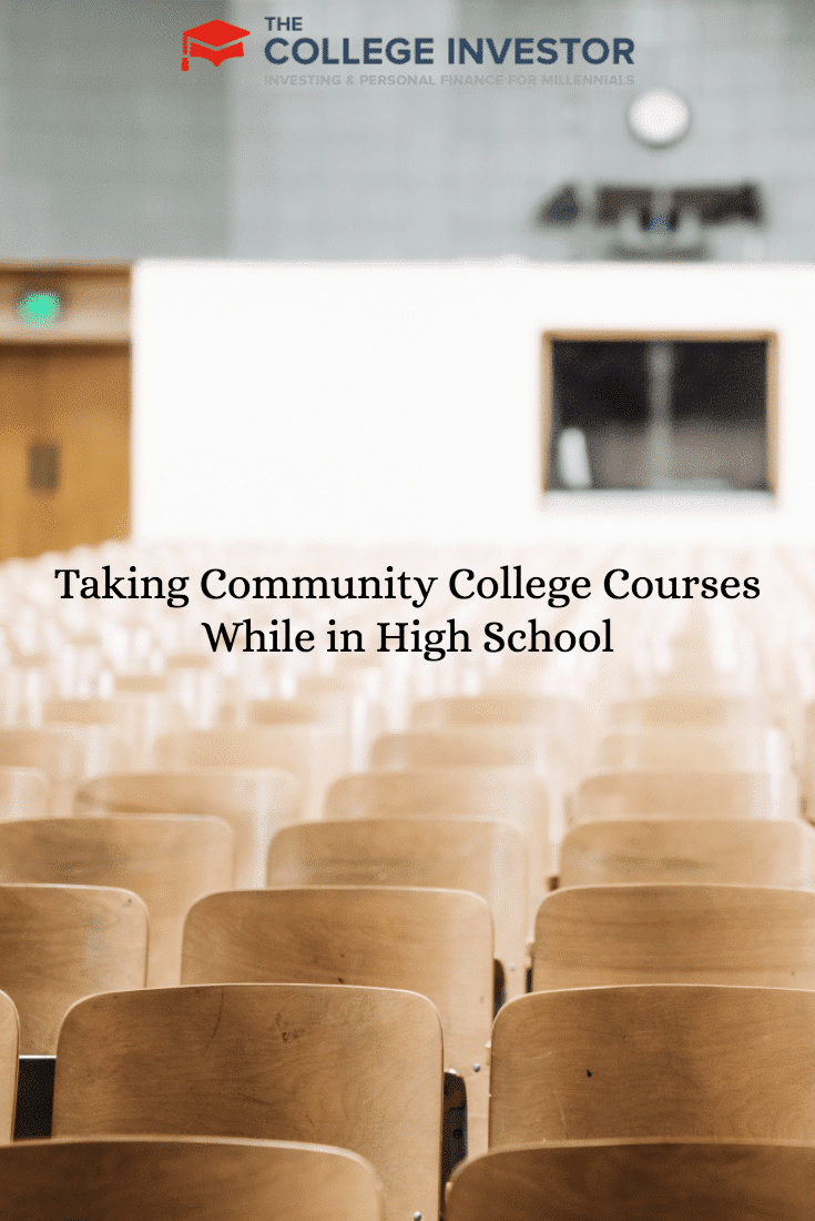 Taking Community College Courses While In High School