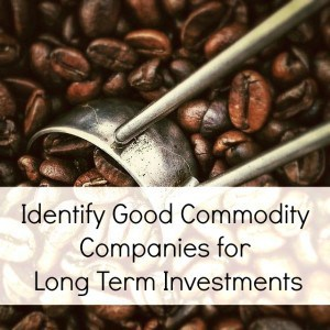 investing in commodity companies
