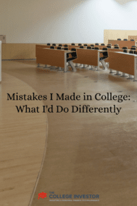 Mistakes I Made in College: What I'd Do Differently