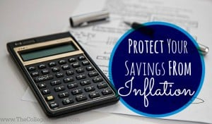 protect your savings from inflation