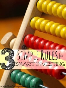 Three Simple Trading Rules for Smart Investors!