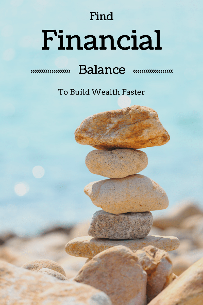 Many people see financial choices as either/or, but to find true financial balance and build wealth, you make balanced financial choices.