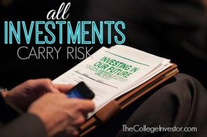 All Investments Carry Some Risk