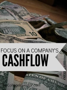 Cash Flow statements reflect more realistic figures of a company's financial performance. Read and analyze them before choosing a stock.