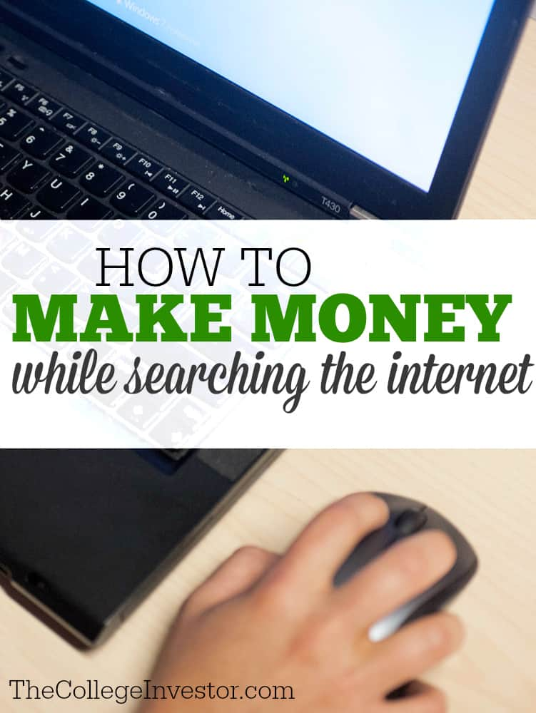Do you want to make money while searching the internet? There are multiple ways to do it. Here are two easy ways to get started.