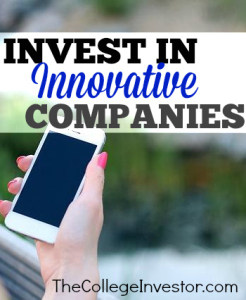Innovation can turn a company around. Invest in innovative companies.