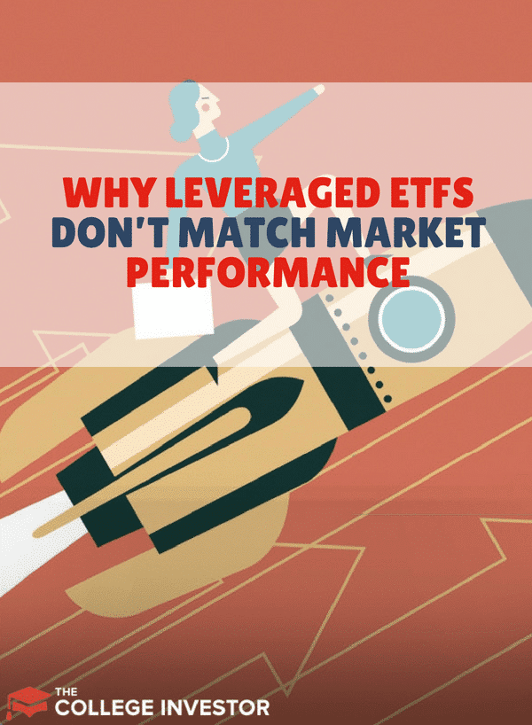 Why leveraged ETFs don't match the market performance of the indexes they are supposed to track, and how that makes them bad investments.