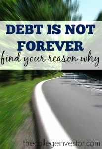 """Believe it or not, debt is not forever. If you can find your reason """"why"""" then you'll be able to attack your debt! Find out why."""