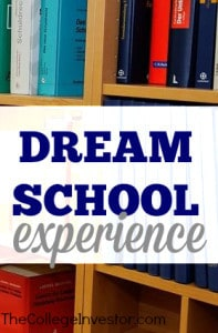 The first time I applied to my dream school I was rejected. The second time? Accepted. But is going to your dream school really worth the cost?