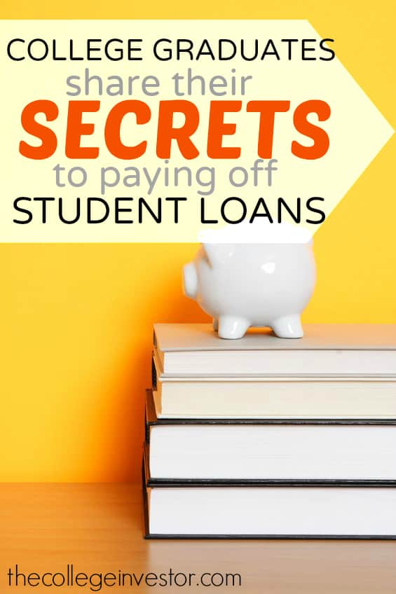 Wanna know the secrets to quickly paying off student loans? In this post four college graduates share exactly what steps they took to do it!