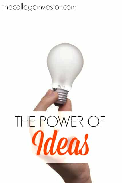 Does the success of seemingly off-the-wall business amaze you? The reality is that success could be you if you believe in the power of ideas.