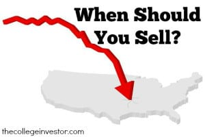 When should you sell stocks?