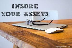 Insure Your Assets