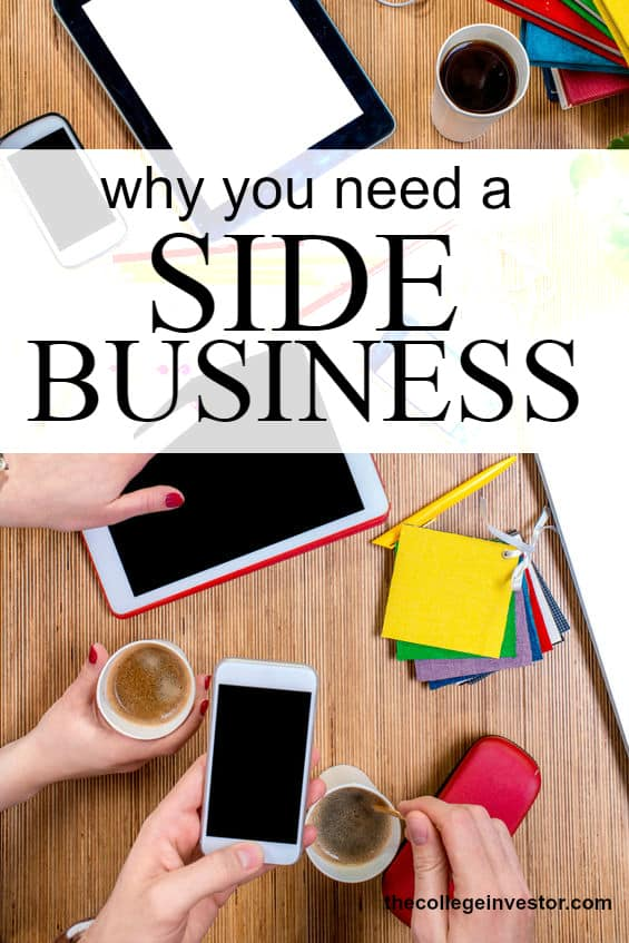 Opportunities for Students to do A Side Business