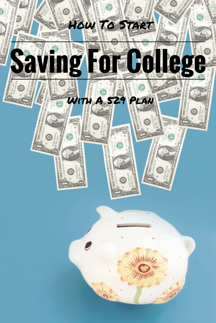 Saving for College With A 529 Plan