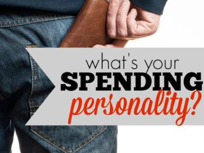 Identifying your spending personality is the first step to changing your behaviors. Here are four types of spending personalities. Which are you?