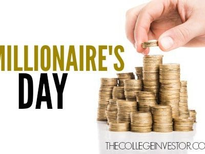 We're celebrating Millionaire's today and what better way to do that than by laying out a path on how to become a millionaire. Come see what you need to do to meet that million dollar mark!