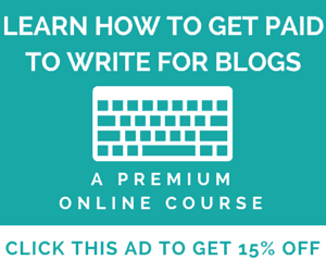 Learn how to write for blogs and get paid for freelance writing online.