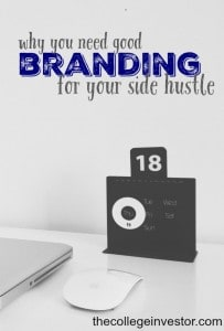 Do you want your side hustle or small business to be more recognizable and ultimately more profitable? If so you need to work on your branding. Here's what to do.