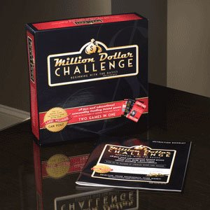 Million Dollar Challenge Board Game