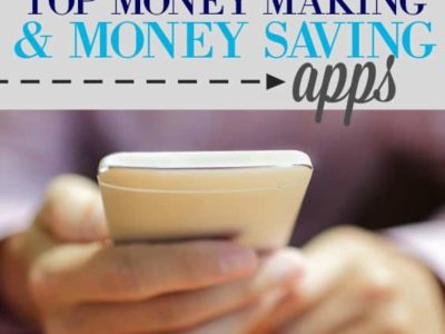 These top money making and money saving apps can help you dramatically improve your finances with only few minutes per day.