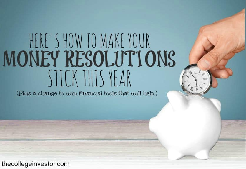 Didn't meet all of your financial goals last year? Make this year different. Here's how to make your financial resolutions stick.