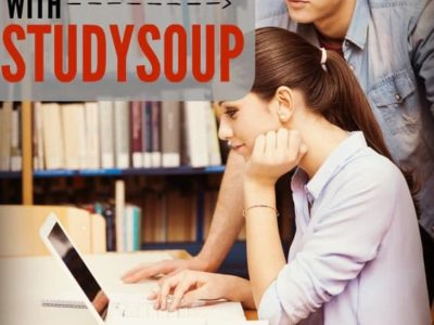 Forget the broke college student mentality. If you're a good student you can earn from work you've already done. Learn more in our StudySoup review.