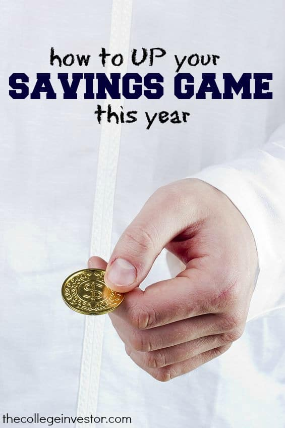 Creating smart money habits will benefit you beyond the new year..Here are some ways you can up your savings game in 2016.