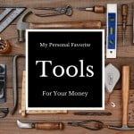Free Tools For Your Money