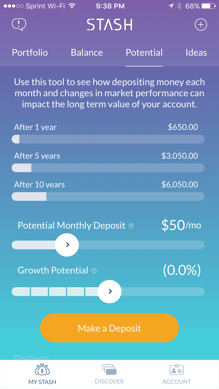 Stash Invest Review 2019 – Investing With $5 Isn't Worth It
