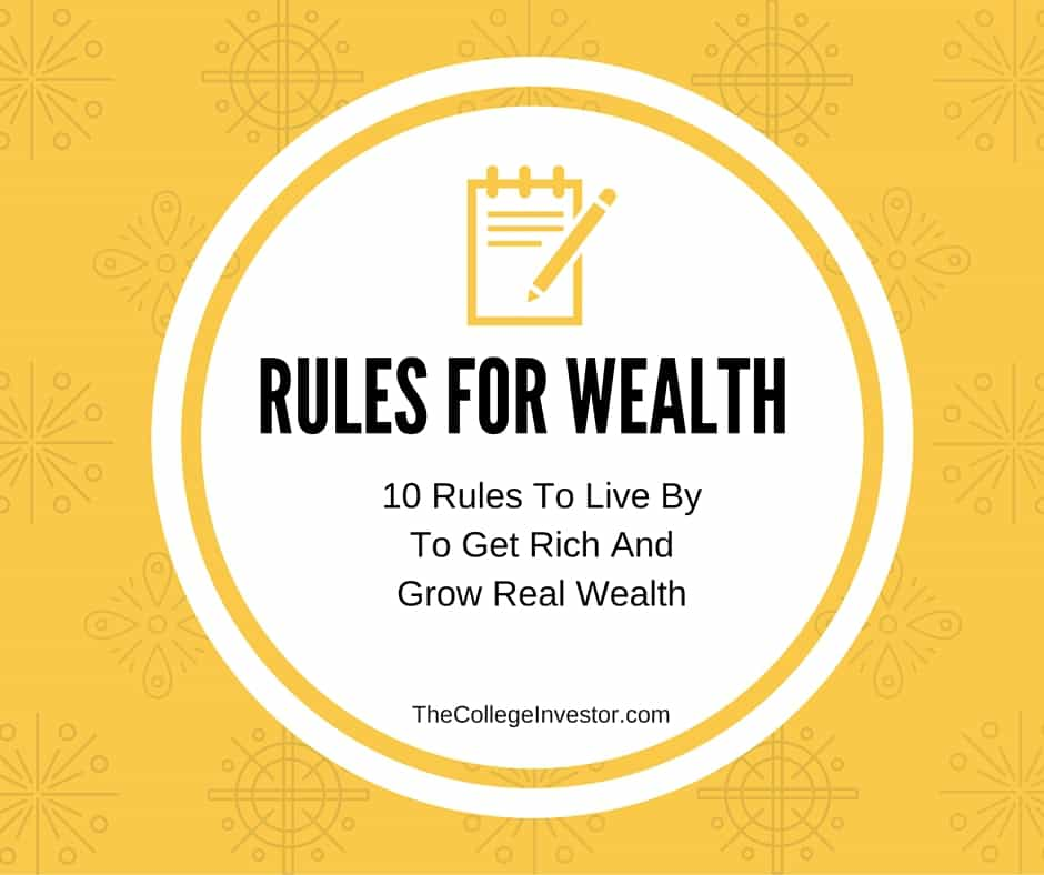 10 Rules For Wealth