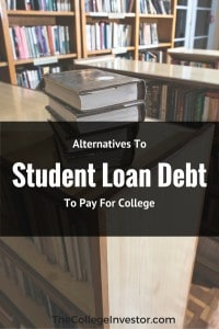 Alternatives To Student Loan Debt