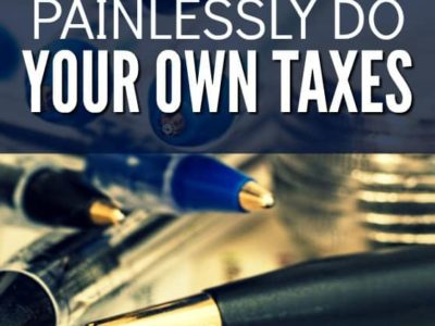 Doing taxes yourself is really not as scary as it seems. Here are 6 tips for filing your own taxes that will make it as painless as possible.