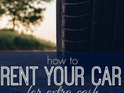 If you have a car that is in good shape and isn't used much you can rent your car for extra cash. Here's everything you need to know to get started.