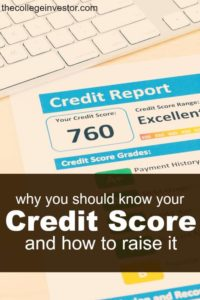 After you leave college and start to build your life, the numbers you pay attention to will change. Instead of GPA's and exam scores, your focus will shift to bank balances and credit scores. Here's why you need to know your credit score.