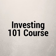 Free Investing 101 Course