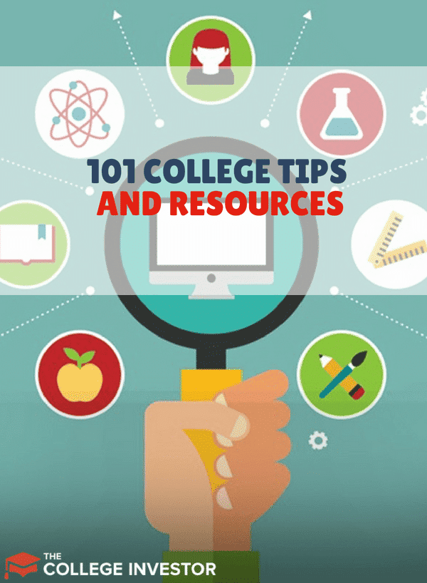 101 Resources and Tips for College Freshmen includes advice on student loans, personal finance, dorm life, love life, and more!