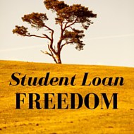 student loan freedom