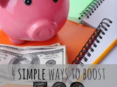 Saving for college doesn't have to be hard! Here are four simple but effective strategies to boost 529 savings.